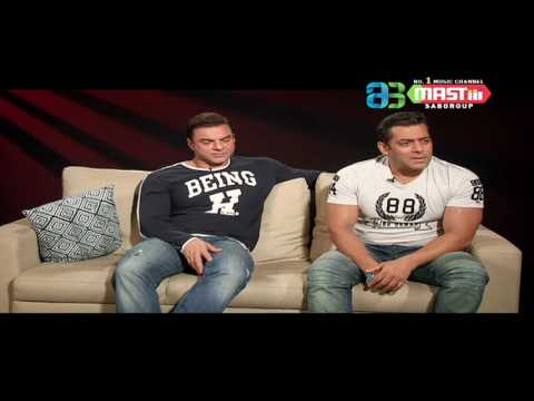 Exclusive Interview - Tubelight - Salman Khan & Sohail Khan