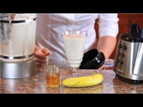 Nutrition Tips How To Make Healthy Homemade Protein Shake
