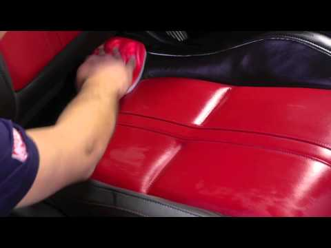 How to use Autoglym Leather Care Balm