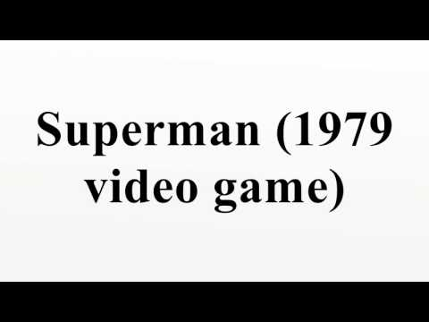 Superman (1979 video game)