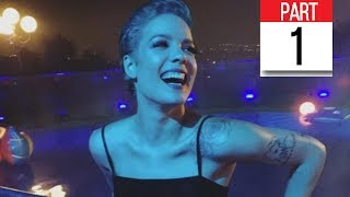 halsey---cute-and-funny-moments