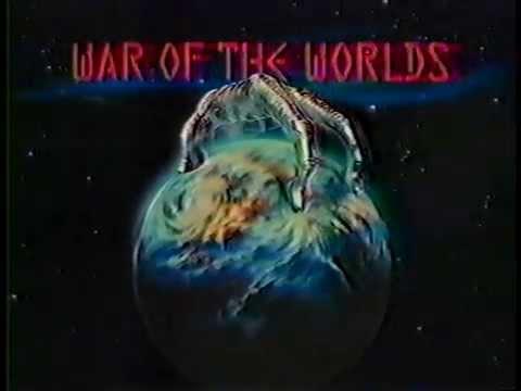 War Of The Worlds 1988 Tv