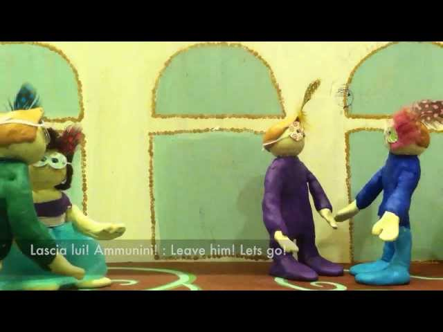 The Real Romeo and Juliet Claymation