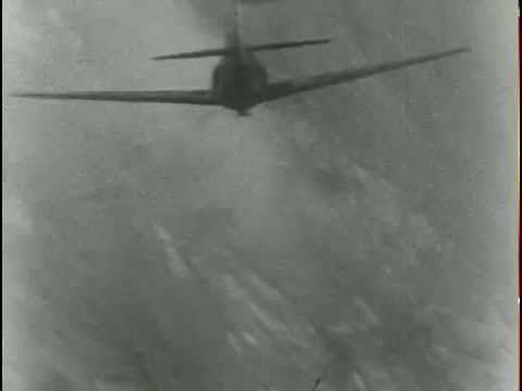 Gun-camera footage - 352nd Fighter Group