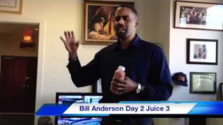 Bill Anderson Day 2 of Catalyst Cleanse