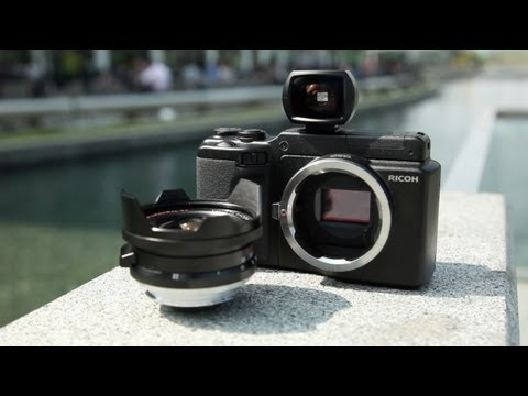 Ricoh GXR M-mount Module Review