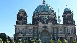 968.Evangelischer Berliner Dom (3/4) / Cathédrale protestante de Berlin (3/4)