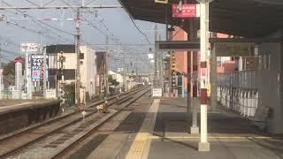 山陽5000系5016F直通特急阪神大阪梅田行き 中八木駅通過
