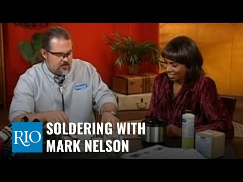 Soldering with Mark Nelson