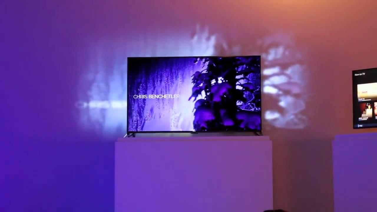 Poważnie Philips Ambilight Afterglow IFA 2014 - YouTube OW83