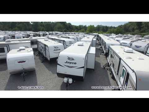 Larry's Trailer Sales - New & Used RV & Trailer Sales
