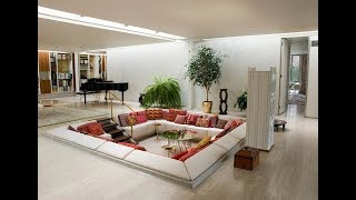 Furnishing Ideas for Living Room & Cozy Decoration