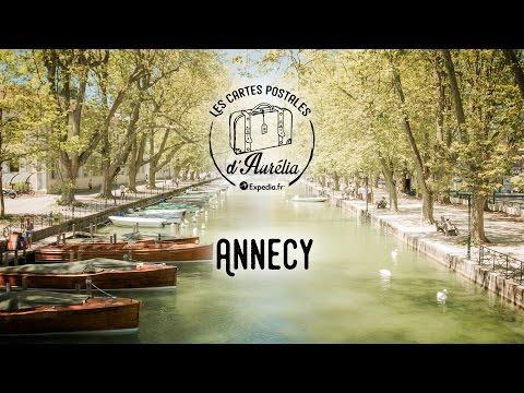 Les cartes postales d'Aurélia : Annecy - Episode 2