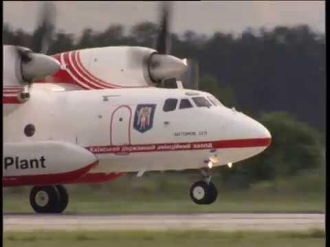 Самолеты Антонов   АН 32  //  Aircraft Antonov from 2 to 225   AN 32