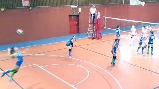 Pallavolo U14 eccellenza femminile - Volley Sovico vs Progetto Visette-Orago
