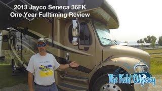 2013 Seneca 36 FK One Year Fulltime Review