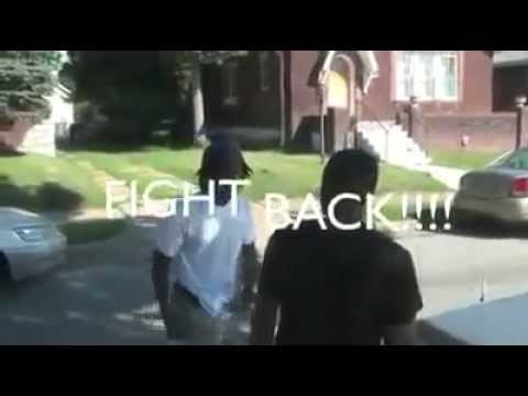 Crips vs bloods fights 2012 - YouTube