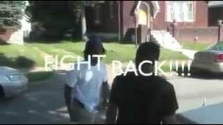 Crips vs bloods fights  2012