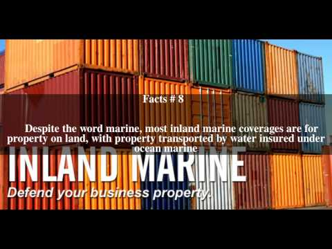 Inland marine insurance Top # 13 Facts
