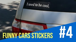 Funny Pictures | Funny Cars Stickers (30 Bumper Stickers) | Yabion | Part 4