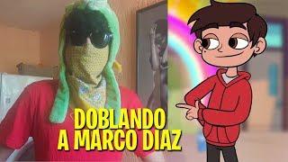 DOBLANDO A MARCO DIAZ DE STAR VS LAS FUERZAS DEL MAL (Fandub Marco Diaz Español Latino)