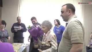 видео Факультет журналистики УрГУ празднует 75-летие