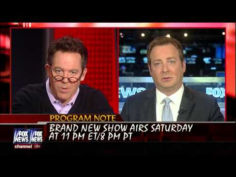 Red Eye On FOX News - Greg Gutfeld & Andy Levy