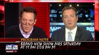 Red Eye On FOX News - Greg Gutfeld & Andy Levy