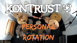 Kontrust - Personal Rotation Drum Cover
