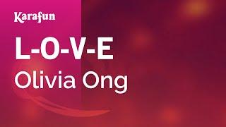 Karaoke L-O-V-E - Olivia Ong *