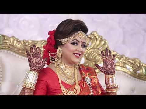 Antarikhya's Biya- An Assamese Wedding Ritual