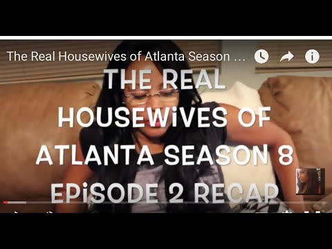 The Real Housewives of Atlanta Season 8 Episode 2:Duking It