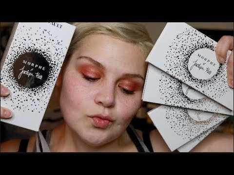 My Thoughts & Wear Test: Morphe x Jaclyn Hill Vault ...