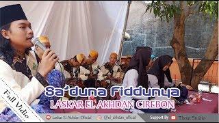 Download lagu Sa'duna Fiddunya - Laskar El Akhdan