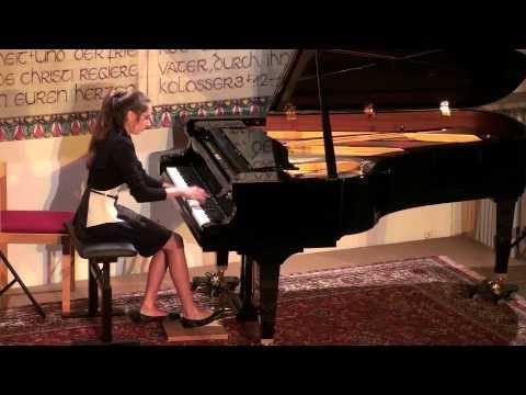 Prelude op 3 no 2 von Sergej Rachmaninov Kasseler Meisterkurse
