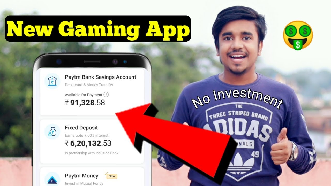 2020 New Gaming Earning App || Earn daily Rs.5,000 Paytm Cash Without Investment || Google Tricks