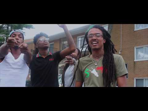 Lil Dude & Goonew - Shots Fired [Prod. By Cheecho] (Official Video) Dir. ChasinSaksFilms