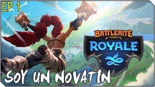 Battlerite royale game