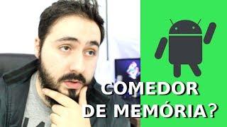 Otimizadores de Android realmente funcionam? Entenda como funciona a memória do seu Smartphone