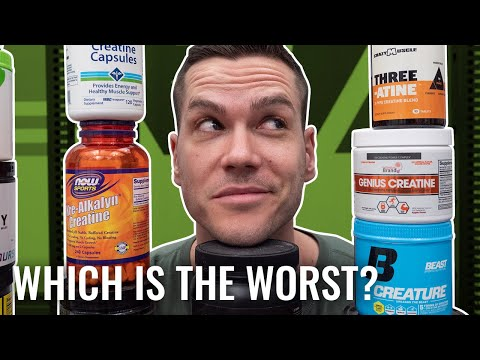The 5 Best (and Worst) Types Of Creatine