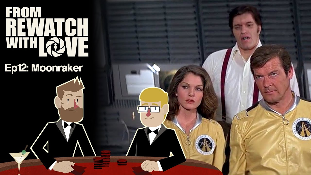 Download Bond Goes to Space - Moonraker (1979) || From Rewatch with Love Ep12