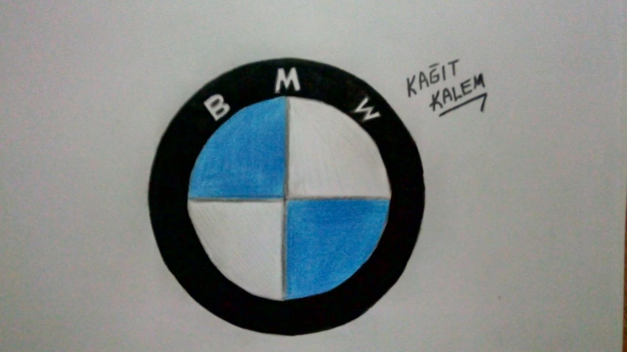 Bmw Logo Cizimi Youtube