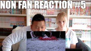 NON-FAN J-POP & K-POP REACTION #05 | theswitchgirls