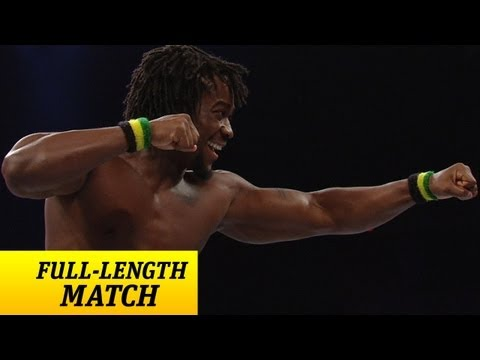 Kofi Kingston's WWE Debut