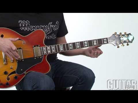 Prestige Musician Pro Double Cutaway CS Guitar