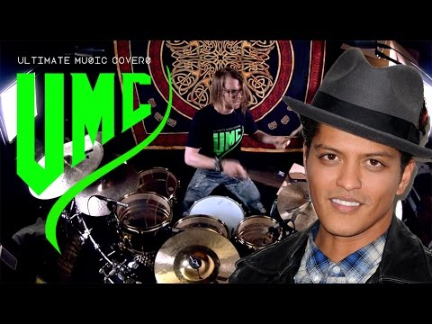 Bruno Mars - Uptown Funk (Metal Cover by UMC)
