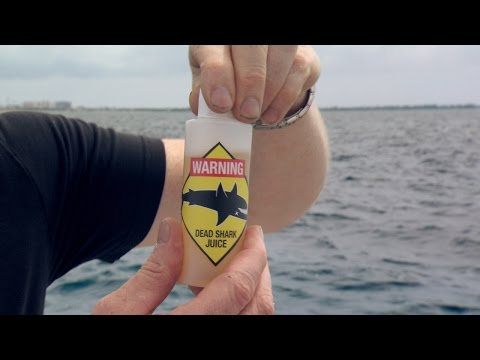"""Does """"Essence of Dead Sharks"""" Work as Shark Repellent?"""