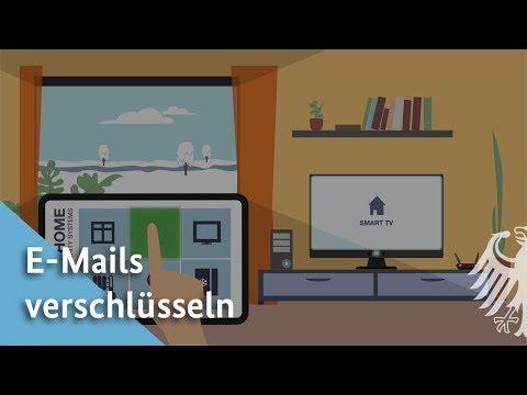 E-Mails Verschlüsseln | BSI