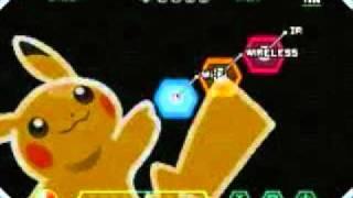 Pokemon Black & White Pikachu C-Gear Code