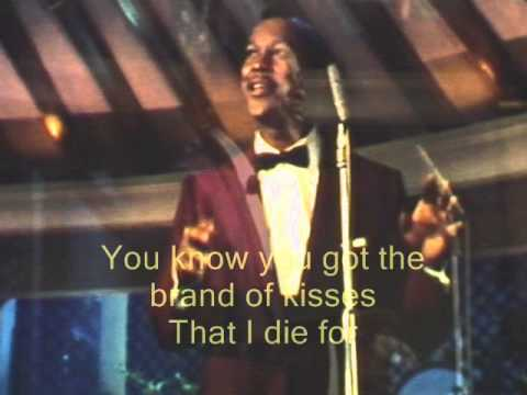 Tony Williams of The Platters  '' You made me love you'' with lyrics